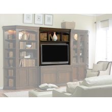 Home Entertainment Cherry Creek Entertainment Console Hutch