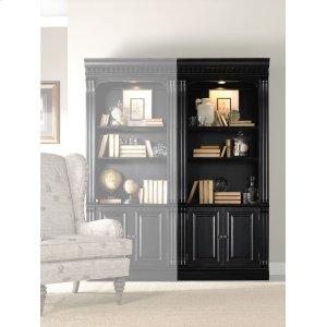 Hooker FurnitureHome Office Telluride Bunching Bookcase (w/doors)