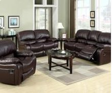 Sierra Black Rocker Recliner