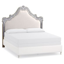 Bedroom Swirl 6/0-6/6 Venetian Uph Headboard