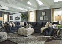 LAF Sofa w/Corner Wedge