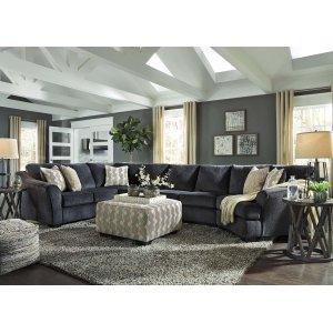 Ashley Furniture Laf Sofa W/corner Wedge