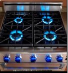 Range and Cooktop - Backguards and Island Trim Kits Product Image