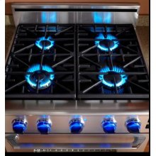Range and Cooktop - Backguards and Island Trim Kits