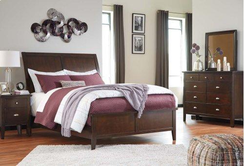 Evanburg - Brown 2 Piece Bedroom Set