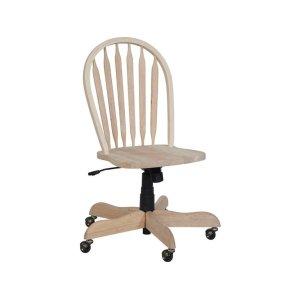 JOHN THOMAS FURNITUREWindsor Arrowback Desk Chair