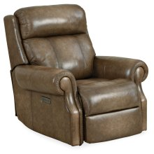 Living Room Brooks PWR Recliner w/PWR Headrest