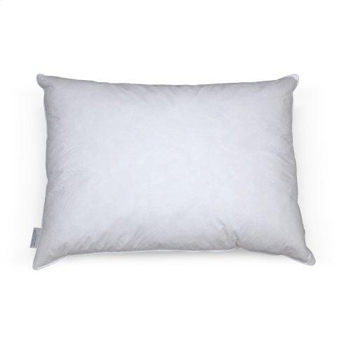 Sleep Plush Feather and Down Pillow, King
