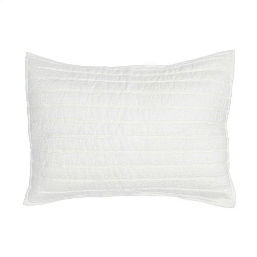 Heirloom Ivory Quilt Standard Sham Set
