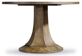 Dining Room Melange Barrett Round Dining Table