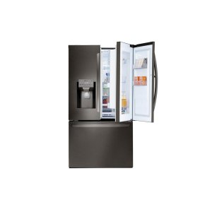 28 cu.ft. Smart wi-fi Enabled Door-in-Door® Refrigerator - BLACK STAINLESS STEEL