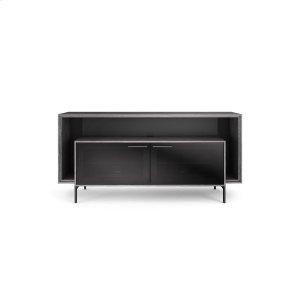 Bdi FurnitureDouble Width Cabinet 8168 in Graphite