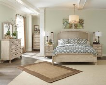 Demarlos King Panel Bed