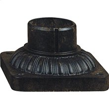 Outdoor Pier Mount Accessories in Imperial Bronze