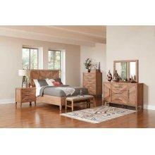 Auburn Rustic California King Bed