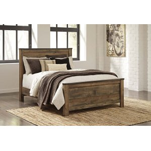 Ashley Furniture Trinell - Brown 3 Piece Bed Set (Queen)