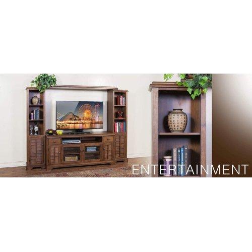 """Savannah 99""""W Entertainment Wall"""