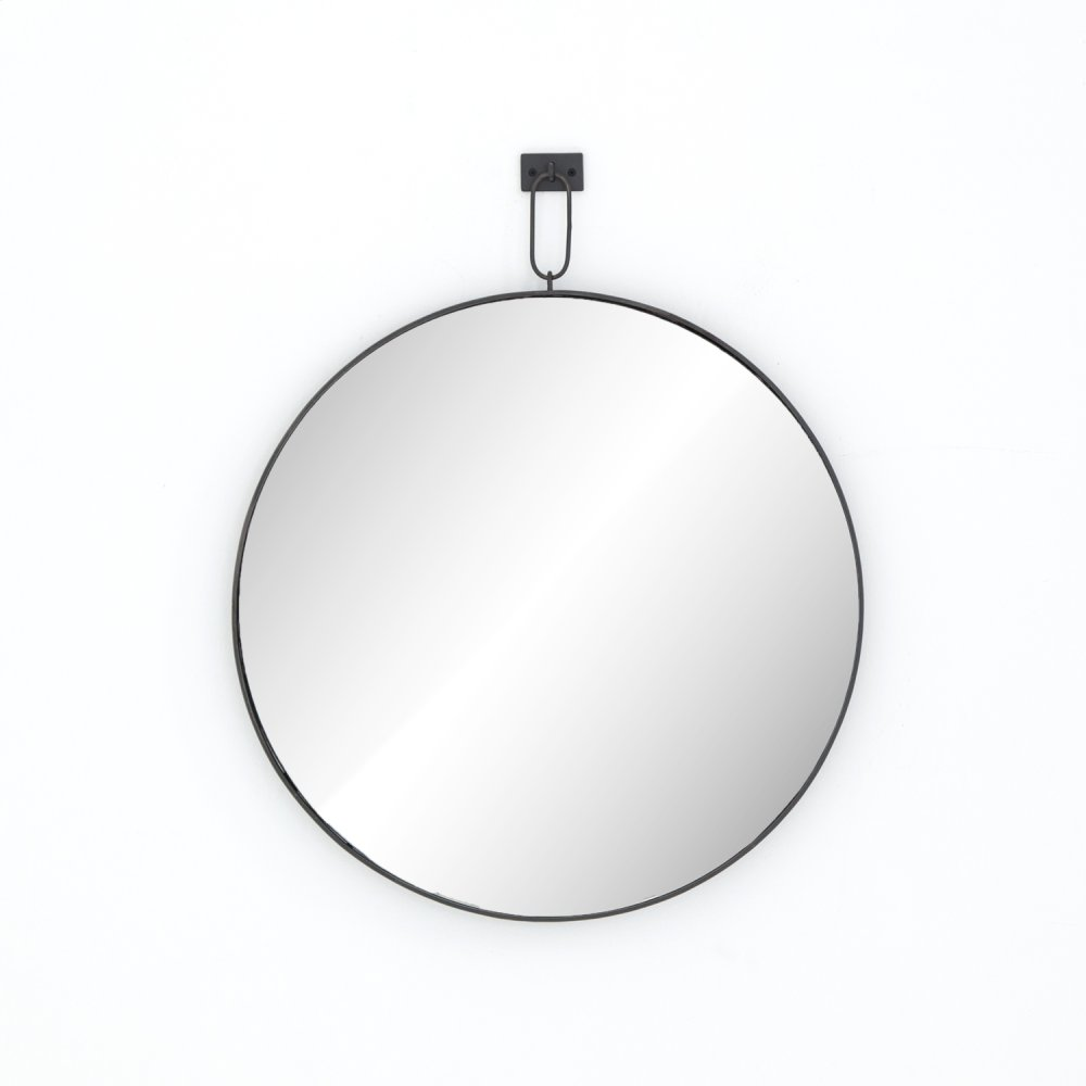 Vina Mirror-antiqued Iron