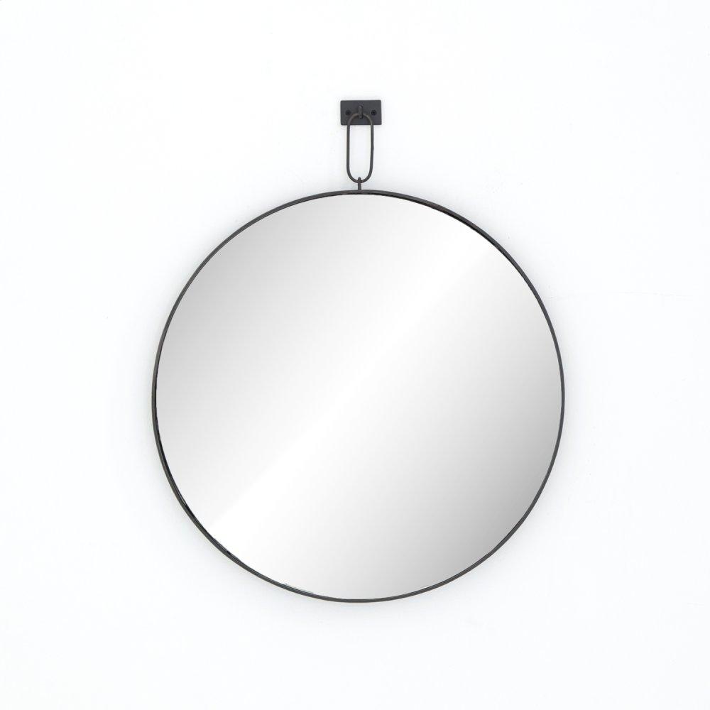 Vina Mirror-antiqued Iron