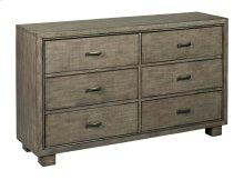 Arnett 6 Drawer Dresser