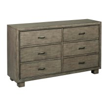 Arnett 6 Drawer Dresser