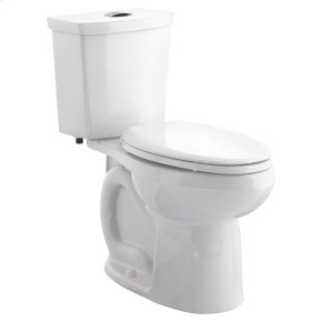 Cadet 3 Elongated Dual Flush Toilet - White