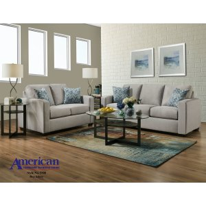 American Furniture Manufacturing4810 - Dante Concrete Sectional