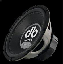 """10"""" dual 4 ohm voice coil subwoofer"""