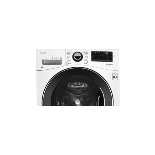 24 Inch, 2.6 CU.FT. All-in-one Front Load Washer / Dryer Combo With 6motion Technology