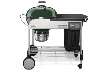 PERFORMER™ DELUXE CHARCOAL GRILL - 22 INCH GREEN