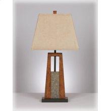 Resin Table Lamp (2/CN)
