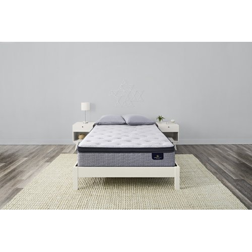 Perfect Sleeper - Hybrid - Gwinnett - Plush - Pillow Top - Queen