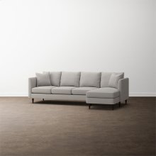 MODERN-Ariana 2 Piece Right Chaise Sectional