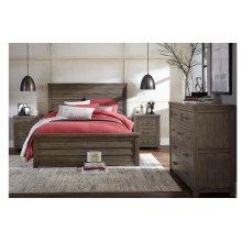 Bunkhouse Panel Bed, Queen 5/0