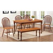 Solid Hardwood Table