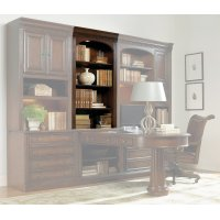 Home Office European Renaissance II Open Hutch Product Image