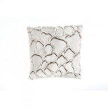Faux Fur Pattern Pillow