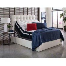Montclair Casual Black Full Adjustable Bed Base