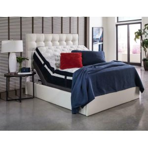 CoasterMontclair Casual Black Full Adjustable Bed Base