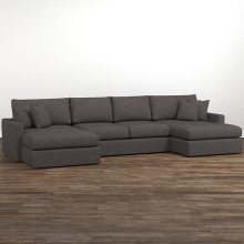 Allure Double Chaise Sectional