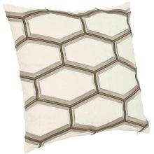 "Luxe Pillows Modern Tile (22"" x 22"")"