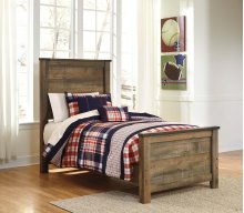 Trinell - Brown 3 Piece Bed Set (Twin)
