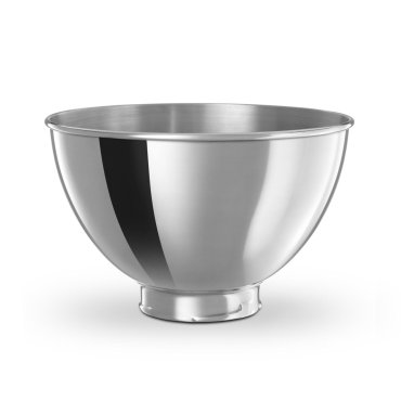 3-Qt. Polished Stainless Steel Bowl Other