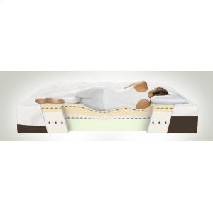 Comforpedic - Advanced Rest - Luxury Firm - Cal King