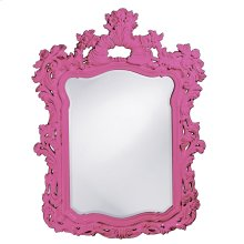 Turner Mirror - Glossy Hot Pink