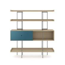 5201 Shelf in Drift Oak Marine