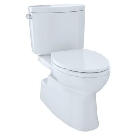 Vespin® II Two-Piece Toilet, Elongated Bowl - 1.28 GPF - Cotton