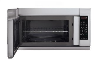 2.0 CU.FT. Over-the-range Microwave With 2nd Generation Slide-out Extendavent and Easyclean™ Interior