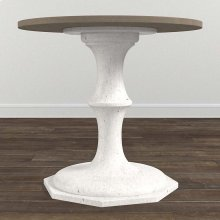 Bella Round Bedside Table