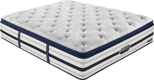 Beautyrest - Recharge - World Class - Port Huron - Plush - Pillow Top - Queen